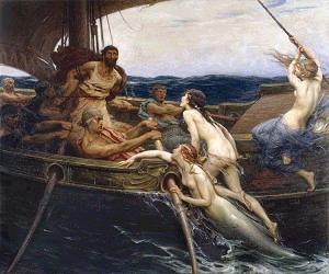 Las Sirenas, Ulises y Nightwish